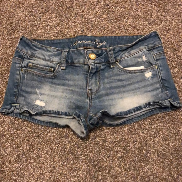 American Eagle Outfitters Pants - Vintage AE denim shorts